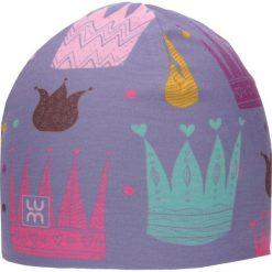 Dwuwarstwowa czapka Micro Double kid crown. Szare czapeczki niemowlęce marki LUM. Za 53,54 zł.