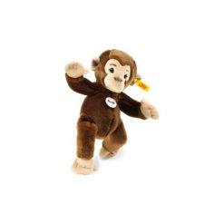 Steiff  Maskotka Szympans Koko, brązowy 20 cm. Brązowe przytulanki i maskotki marki Steiff, z materiału. Za 105,00 zł.