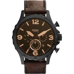 Fossil - Zegarek JR1487. Różowe zegarki męskie marki Fossil, szklane. Za 769,90 zł.