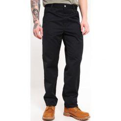 Spodnie męskie: Carhartt WIP SIMPLE DENISON Spodnie materiałowe black