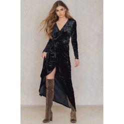 Długie sukienki: Glamorous Sukienka maxi z odkrytymi plecami - Black