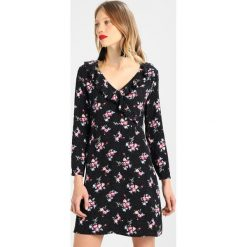 Sukienki hiszpanki: Springfield VESTIDO  Sukienka letnia black