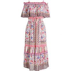 Długie sukienki: Derhy AMNISTIE Długa sukienka ecru