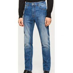 Jeansy slim fit Thermolite® - Niebieski. Niebieskie jeansy męskie relaxed fit marki House. Za 169,99 zł.