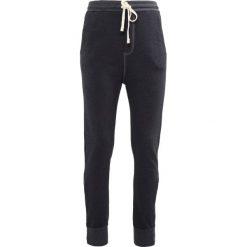Bryczesy damskie: Sundry ZIPPER SWEATPANT Spodnie treningowe soft black