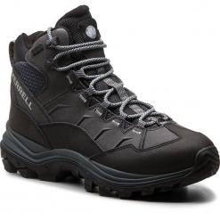 Trekkingi MERRELL - Thermo Chill Mid Wp J16466  Black. Czarne buty trekkingowe damskie Merrell. W wyprzedaży za 349,00 zł.