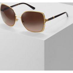 Tory Burch Okulary przeciwsłoneczne goldcoloured. Żółte okulary przeciwsłoneczne damskie aviatory Tory Burch. Za 839,00 zł.
