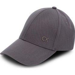 Czapka CALVIN KLEIN BLACK LABEL - Ck Baseball Cap Unisex K50K502533 009. Czarne czapki damskie marki Calvin Klein Black Label, z materiału. Za 129,00 zł.