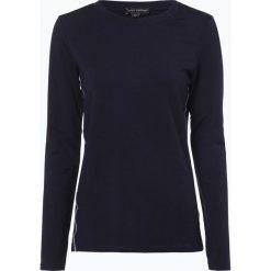 Bluzy damskie: Franco Callegari - Damska bluza nierozpinana, niebieski