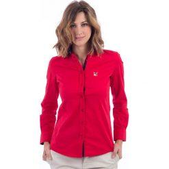 Topy sportowe damskie: Bluzka w kolorze czerwonym