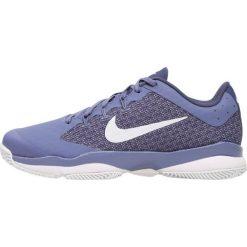 Buty do tenisu damskie: Nike Performance AIR ZOOM ULTRA Obuwie do tenisa Outdoor purple slate/white/blue recall