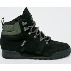 Adidas Originals - Buty Jake Boot 2.0. Czarne buty trekkingowe męskie adidas Originals, z gore-texu, na sznurówki, outdoorowe, gore-tex. W wyprzedaży za 549,90 zł.