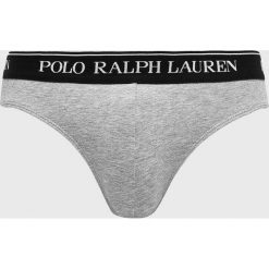 Polo Ralph Lauren - Slipy (3-pack). Szare slipy męskie marki Polo Ralph Lauren, z bawełny. Za 159,90 zł.