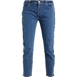 Boyfriendy damskie: 2ndOne MALOU Jeansy Straight Leg raw stone blue