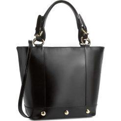 Torebka CREOLE - K10189 Czarny. Czarne torebki klasyczne damskie Creole, ze skóry. W wyprzedaży za 309,00 zł.