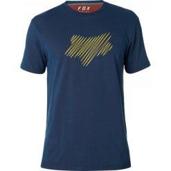 T-shirty męskie: FOX T-Shirt Męski Cresent Xl Ciemnoniebieski