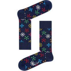 Skarpety Happy Socks Holiday Singles Snowflake (SNF01-6000). Czarne skarpetki męskie marki Stance. Za 39,99 zł.