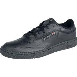 Reebok Club C 85 Buty sportowe czarny. Czarne buty skate męskie Reebok, z gumy, reebok club. Za 244,90 zł.