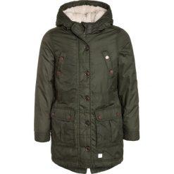 S.Oliver RED LABEL 2IN1 Płaszcz zimowy dark green. Zielone kurtki chłopięce marki s.Oliver RED LABEL, na zimę, z materiału. W wyprzedaży za 272,35 zł.