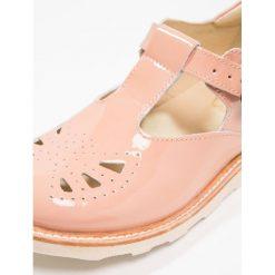 Baleriny damskie lakierowane: Young Soles ROSIE Baleriny z zapięciem blush pink