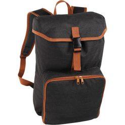Plecak piknikowy z akcesoriami - (S)26 x (W)41 x (G)20 cm. Brązowe plecaki męskie Przygotowania do majówki, z materiału. W wyprzedaży za 159,95 zł.