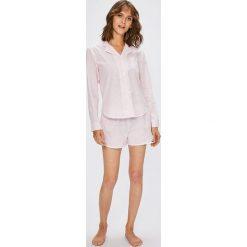 Lauren Ralph Lauren - Piżama. Szare piżamy damskie Lauren Ralph Lauren, m, z bawełny. W wyprzedaży za 299,90 zł.