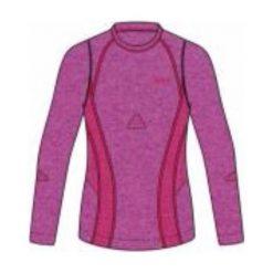 Bluzki sportowe damskie: Brugi Koszulka damska Seamless różowa r. XL (2RAV)