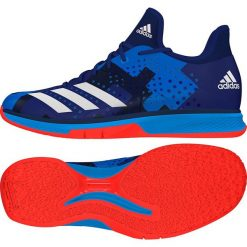 Buty sportowe męskie: Adidas Buty męskie Counterblast Bounce niebieskie r. 46 (B22572)