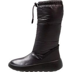 Buty zimowe damskie: ecco UKIUK Śniegowce black/moonless