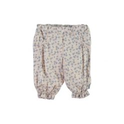NAME IT Girls Spodnie NITILINE pearl. Szare spodnie niemowlęce Name it, z bawełny. Za 66,00 zł.