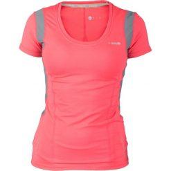 Bluzki damskie: Brugi Koszulka damska 2HKI RMB różowa r. XL