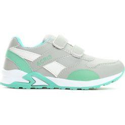 Szare Buty Sportowe Say Something. Szare buty sportowe chłopięce marki Born2be, z okrągłym noskiem, na płaskiej podeszwie, na rzepy. Za 59,99 zł.