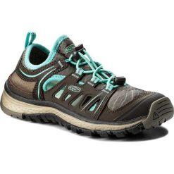 Sandały KEEN - Terradora Ethos 1018622 Mulch/Blue Turquise. Brązowe buty trekkingowe damskie Keen. W wyprzedaży za 259,00 zł.