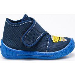 Superfit - Trampki dziecięce. Niebieskie buty sportowe chłopięce Superfit, z gumy. W wyprzedaży za 99,90 zł.