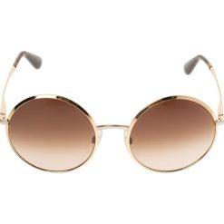 Dolce&Gabbana Okulary przeciwsłoneczne braun. Brązowe okulary przeciwsłoneczne damskie Dolce&Gabbana. Za 839,00 zł.