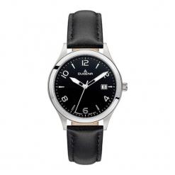 """Zegarek """"4460779"""" w kolorze czarno-srebrnym. Czarne, analogowe zegarki męskie Dugena & Nautec No Limit, srebrne. W wyprzedaży za 269,95 zł."""