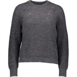 Sweter w kolorze szarym. Szare swetry klasyczne damskie Gottardi, m, z wełny, z okrągłym kołnierzem. W wyprzedaży za 173,95 zł.