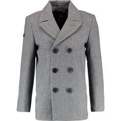 Płaszcze przejściowe męskie: Superdry ROOKIE Krótki płaszcz grey