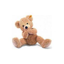 Steiff  Maskotka Miś Finn 40 cm kolor beżowy. Czarne przytulanki i maskotki marki Tm Toys, z tkaniny. Za 189,00 zł.