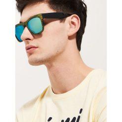 Akcesoria męskie: Okulary przeciwsłoneczne – Khaki