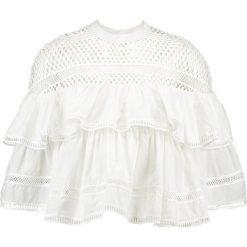 Bluzki asymetryczne: Navy London ABBY Bluzka white