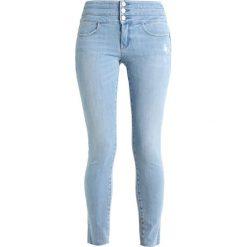 Miss Sixty JENNETT TROUSERS Jeans Skinny Fit blue denim. Niebieskie jeansy damskie Miss Sixty. W wyprzedaży za 350,35 zł.
