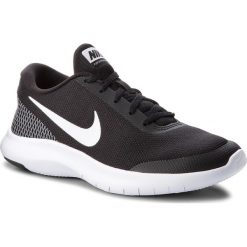 Buty NIKE - Flex Experience Rn 7 908985 001  Noir/Blanc/Blanc. Czarne buty do biegania męskie Nike, z materiału, nike flex. W wyprzedaży za 219,00 zł.