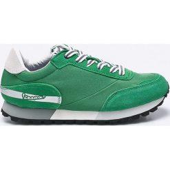 Vespa - Buty Corsa. Zielone buty sportowe damskie marki Vespa, z materiału. W wyprzedaży za 239,90 zł.