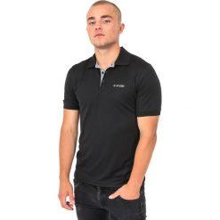 Hi-tec Koszulka męska Site Black/Silver r. M. Czarne koszulki sportowe męskie Hi-tec, m. Za 54,54 zł.