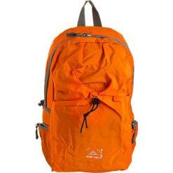 """Plecak """"Kangos"""" w kolorze pomarańczowym - 27 x 41 x 14 cm. Brązowe plecaki męskie Elementerre, z tkaniny. W wyprzedaży za 34,95 zł."""