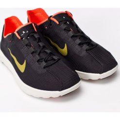 Nike Sportswear - Buty. Różowe buty sportowe damskie marki Nike Sportswear, l, z nylonu, z okrągłym kołnierzem. W wyprzedaży za 199,90 zł.