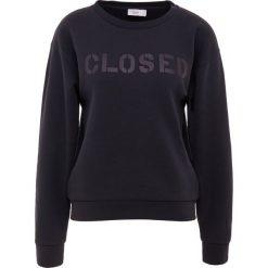 Bluzy rozpinane damskie: CLOSED Bluza navy