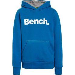 Odzież chłopięca: Bench CORE HOODY  Bluza z kapturem blue