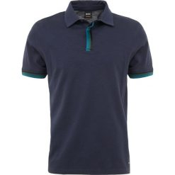 Koszulki polo: BOSS CASUAL PAXTO SLIM FIT Koszulka polo dark blue